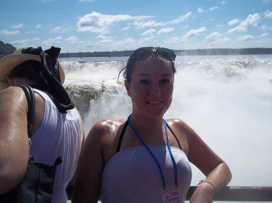 Iguazu Falls: garganta del diablo