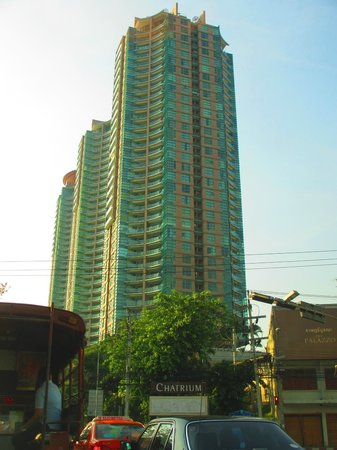 Chatrium Hotel Riverside Bangkok : Chatrium hotel
