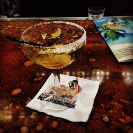 Margaritaville : Perfect margarita