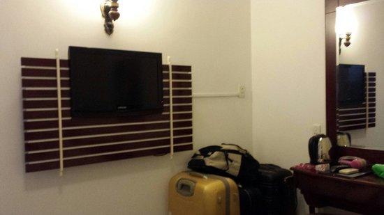 Ha My 3 Hotel: Camera spaziosa con finestra