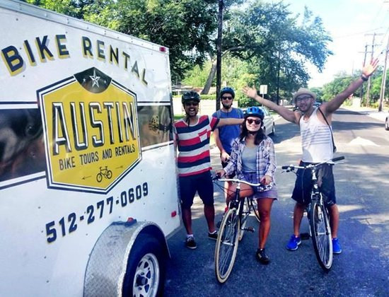 Austin Bike Tours and Rentals: Concierge delivery and an orientation will give you a leg up on fun.