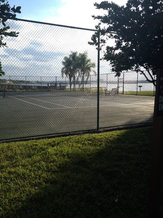 Westgate Lakes Resort y Spa: Tennis Court