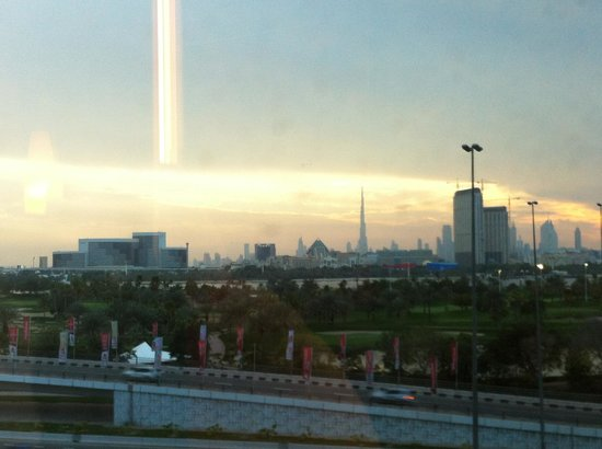 Jumeirah Creekside Hotel : Room view