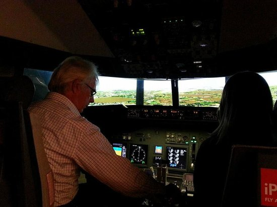iPILOT Flight Simulator Experience: iPilot Flight