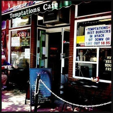 Temptations Cafe Nyack Menu Prices Restaurant Reviews