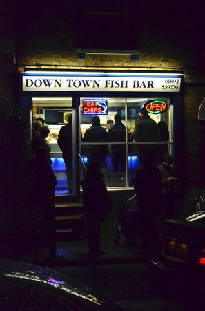 Downtown Fish Bar