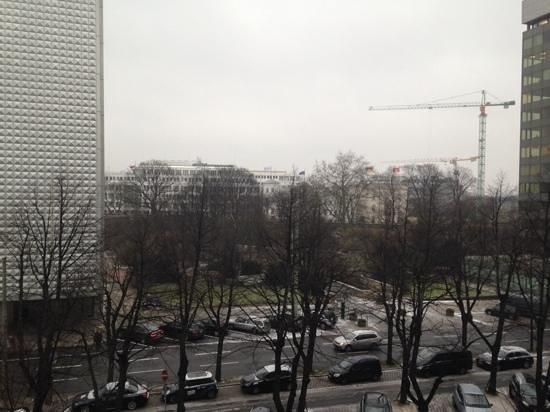 Baseler Hof: not a bad view