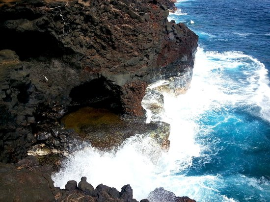 Meremaids Cave On Hawaii Volcano Tours