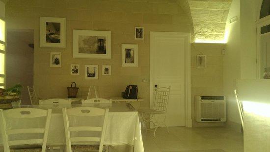 Corte dei Granai: breakfast room