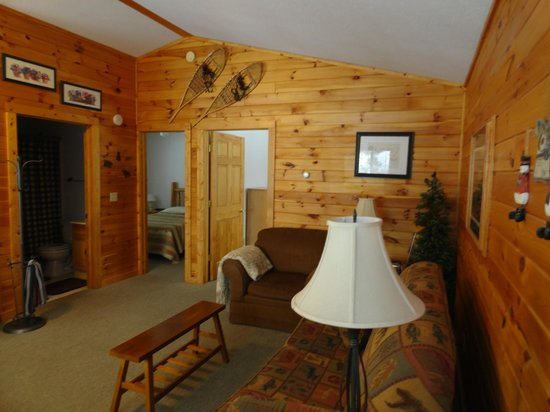 Northern Lights Lodge: Cabin #3