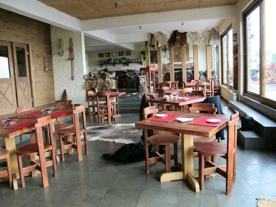 Hotel Boutique CasaEstablo : eetzaal