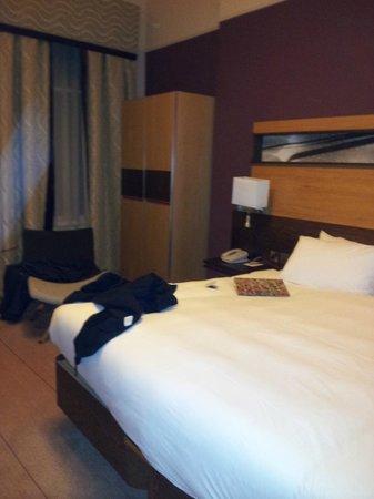 Hilton Edinburgh Grosvenor: Bedroom