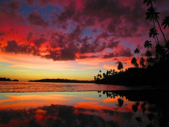 Koro Sun Resort and Rainforest Spa : fiji
