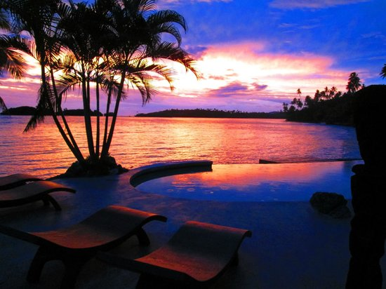 Koro Sun Resort and Rainforest Spa: fiji