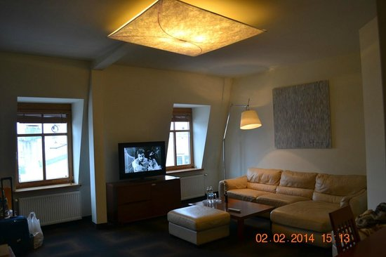 Rixwell Centra Hotel: В номере