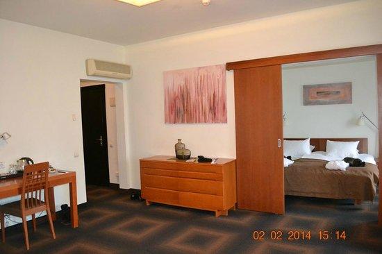 Rixwell Centra Hotel : Номер