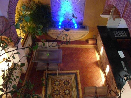 Hotel Boutique las Carretas : Lugar del desayuno