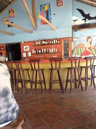 The Shack Restaurant and Bar: the bar at The Shack