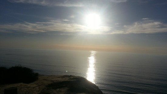 Torrey Pines Gliderport : Beautiful Sunsets