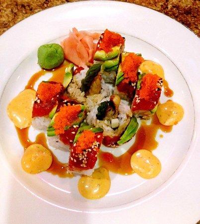 Oldsmar Aki Sushi