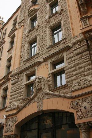Neiburgs Hotel: Отель