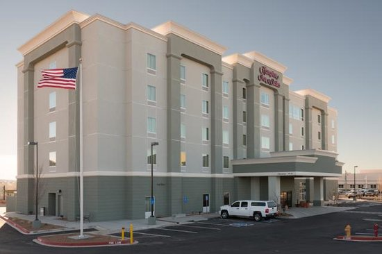 Hampton Inn & Suites Albuquerque North/I-25: exterior