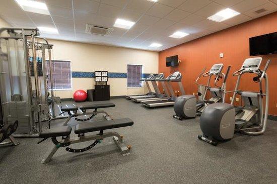 Hampton Inn & Suites Albuquerque North/I-25: fitness center