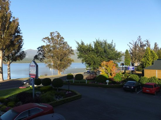 Radfords on the Lake: View from room #213