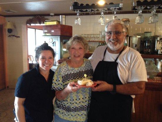 Havana Cafe: Happy Birthday, Sherry
