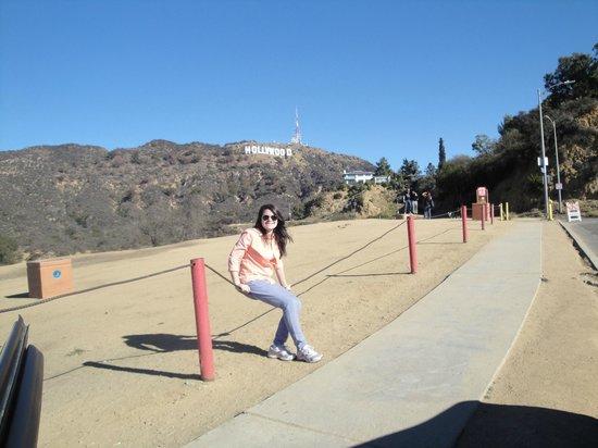 Los Angeles, CA: Letreiro