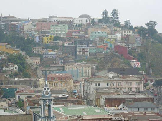 Chilean Wine Lovers: Valparaiso
