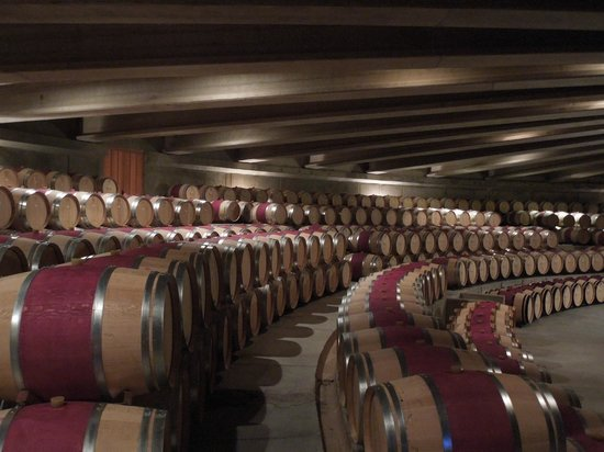 Chilean Wine Lovers: Morande Winery
