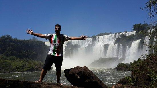 Iguazu Falls: Cataratas de Iguazu. Indescriptible viaje, lo recomiendo!
