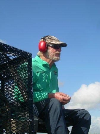 Sawgrass Recreation Park: Our Captain