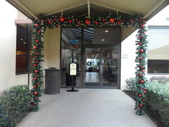 Rosen Inn International: Christmas decorations