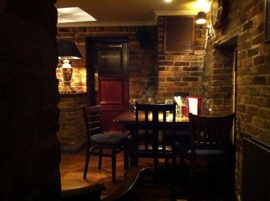 St. George's Tavern: una stanza