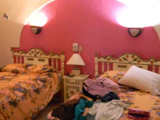 Cabanas Maria Del Mar : Cabana Room