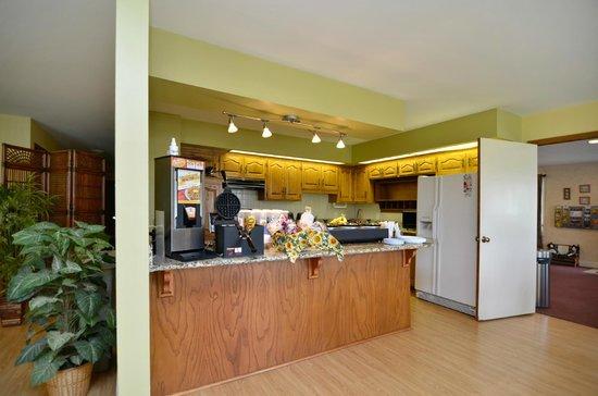 GuestHouse Acorn Inn: Breakfast Area