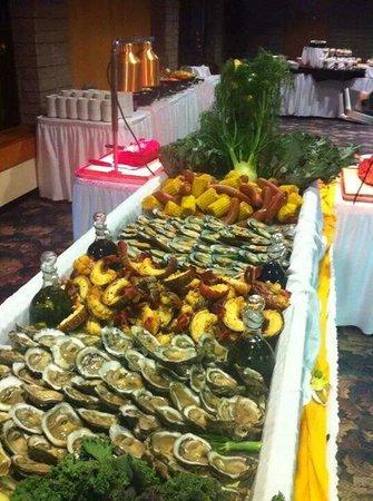 Slave Lake Inn & Conference Centre: Seafood bar