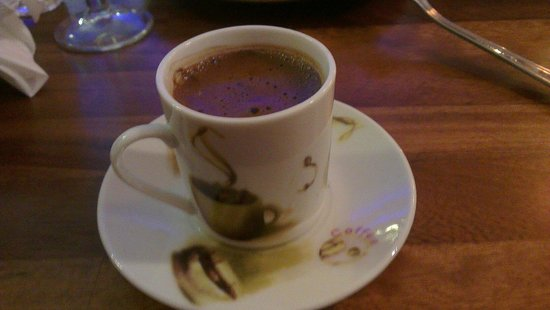 Ephesus Torquay: Turkish coffee