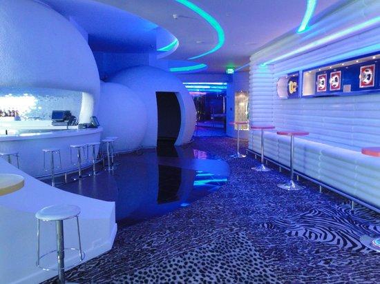 Hard Rock Hotel Panama Megapolis: Uno de los bares del hotel... excelente !!!