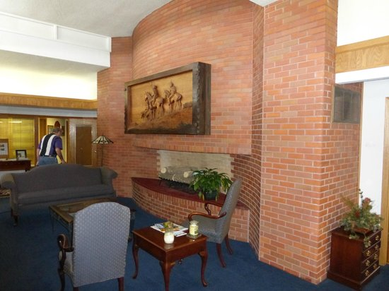 best value save up to 80% quality Fireplace - Picture of Frank Lloyd Wright Building ...