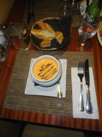 Bon Appetit: She Crab Soup was delicious