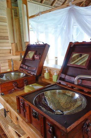 Six Senses Laamu : Laamu's cool sinks
