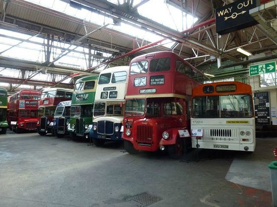 Museum of Transport: Buses, Buses and More Buses