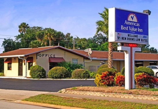 Americas Best Value Inn Daytona Beach Fl