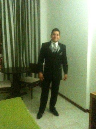 Holiday Inn Manaus: foto na suíte