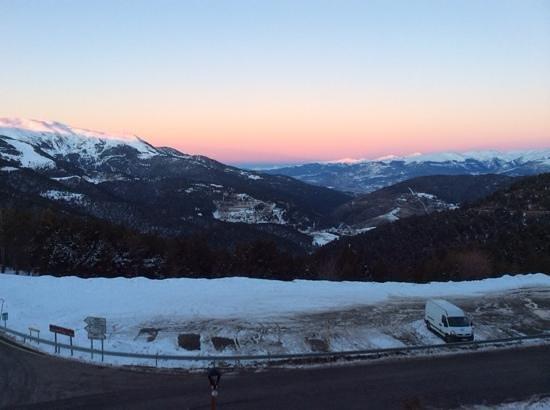Sercotel Hotel & Spa La Collada: bonitas vistas