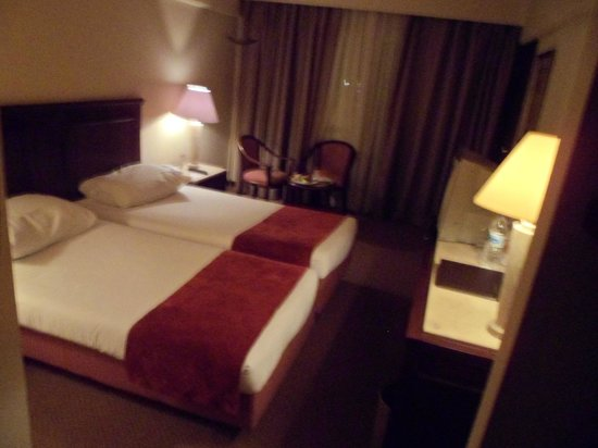 Iberotel Luxor: Our Room