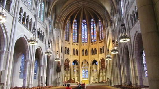 CitySights NY: Inside Riverside Church